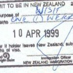 travels and visas to New Zealand