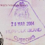 travels to Norfolk Island visa tourism