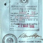 travels to Paraguay