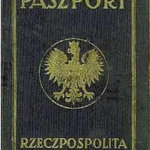 Poland – cover of the passport, 1931 thumbnail