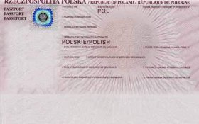 Poland – main page of the new passport post image