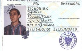 Poland – passport, issued by a consul in Hong Kong post image