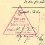 Poland – border stamp, 1931 thumbnail