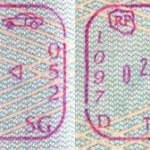 Poland – border stamps, 2003 (entry / exit) thumbnail
