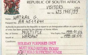 interesting facts about South Africa