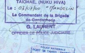 Tahiti travels tourism