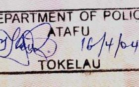 Tokelau travels tourism
