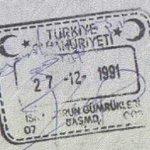 medical control on the turkish border