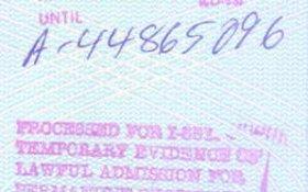 emigration to USA, tourism
