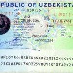 travels to Uzbekistan